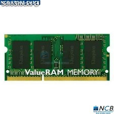 Kvr 4Gb 1600Mhz Ddr3 Cl11 Sodimm