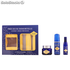 l´occitane immortelle lote 3 pz