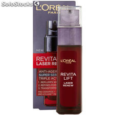 l'oreal de 30ML revitalift serum laser Anti-Age Triple Action Super Serum