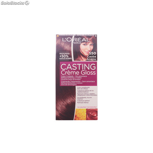 l'Oreal Expert Professionnel casting creme gloss #550-caoba