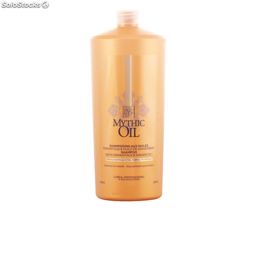 L'Oreal Expert Professionnel MYTHIC OIL shampoo #normal to fine hair 1000 ml