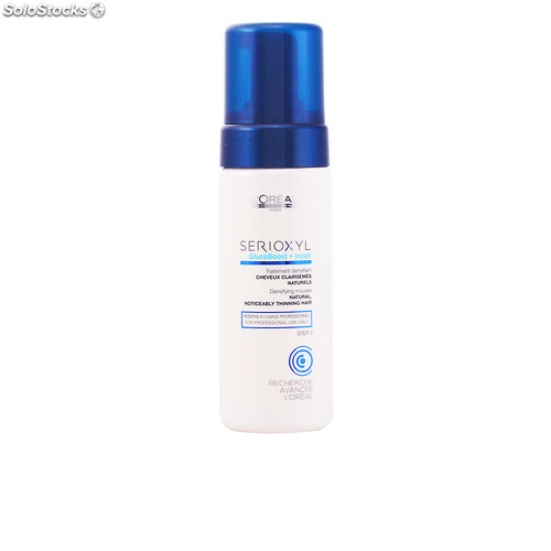 L'Oreal Expert Professionnel SERIOXYL densifying mousse natural hair step 3 125