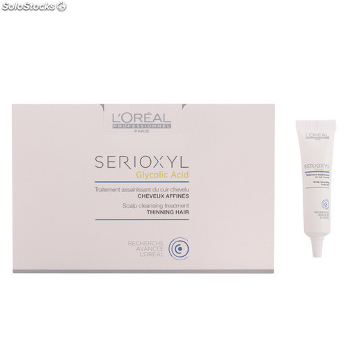 L'Oreal Expert Professionnel SERIOXYL scalp cleansing treatment 15 x 15 ml