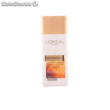 L'Oreal Make Up AGE PERFECT leche desmaquillante piel madura 200 ml