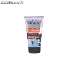 L'Oreal Make Up MEN EXPERT hydra energetic gel limpiador piel c/barba 150 ml