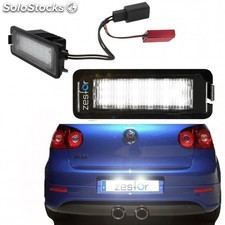 La Retombée De Plafond De Led Inscription Volkswagen Golf V (2005-2008) - Zesfor