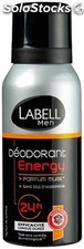Labell men deo energy musk 100