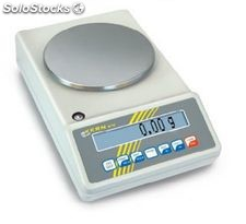 Laboratory digital scale, multifinction, with verification option. 650 g
