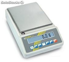 Laboratory digital scale, multifinction, with verification option. 6500 g