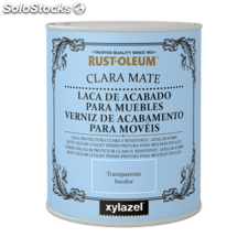 Laca Mate para Muebles Rust-Oleum Xylazel 125 mL