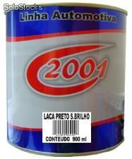 Laca preto semi brilho 2001 (900ml)