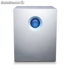 LaCie - 5big Thunderbolt 2 10000GB Escritorio Blanco unidad de disco multiple