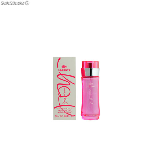 Lacoste joy of pink edt vaporizador 30 ml