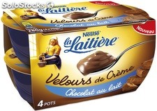 Lait.velour de cr.CHOCOLT4X70G