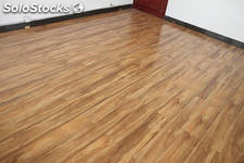 Laminate flooring, textura surface 7mm 8.3mm 12.3mm alta densidad, doble click