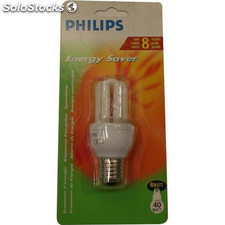 Lamp Bajo Consumo Philips Ilum Calida 8W E27 8 Aos Philips
