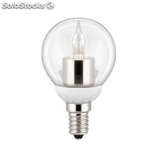 lampadina led mini globo E14 3,5=22 watt dimmerabile calda 30512