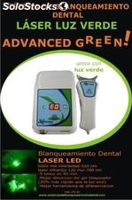 Lampara Blanqueamiento Dental Laser Led Advanced Green