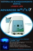 Lampara Blanqueamiento Dental Laser Led Advanced White
