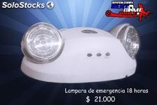 Lampara de emergencia Led 18 horas