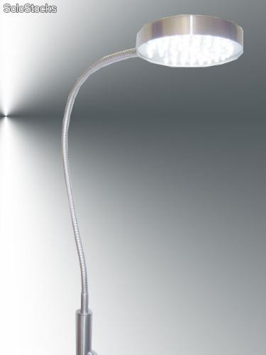 Lampara de pie led dise o calidad y lujo especial salon for Lamparas led diseno