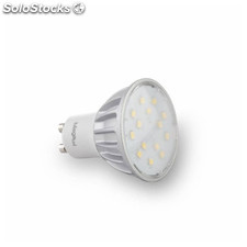 Lampara Dicroica Led Gu10 5W 430Lm 4000K Megaled