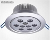 Lampara Downlight Empotrables led De 9w