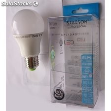 Lampara Estandar Led E27 9W 900Lm 6400K Starson