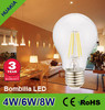 Lampara led 4W(A60 Transparente) - Foto 1