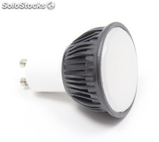 Lampara led 5W multiled smd 460LM luz calida 3000K