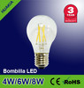 Lámpara led 8W( A60 Transparente)