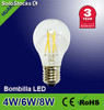 Lampara led Bombilla led 4W(Transparente?