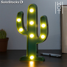 Lámpara led de Pared Cactus Wagon Trend (8 led)