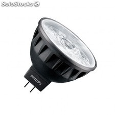 Lámpara led gu5.3 mr16 philips 12v cri 92 expertcolor 7.5w 36º