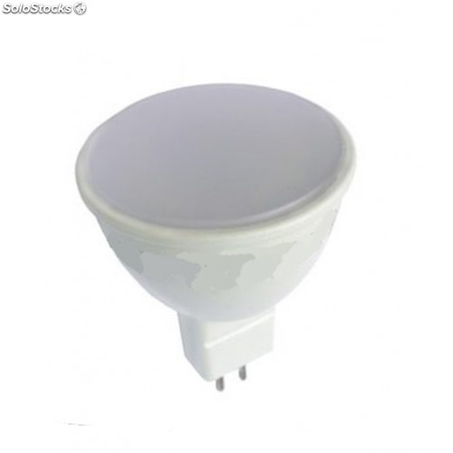 Lámpara led GU5,3 MR16 smd 5W