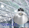 Lámpara LED industrial 120W - Foto 2