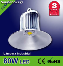 Lámpara LED industrial 80W