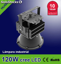 Lampara LED luz LED industrial 120W cree led