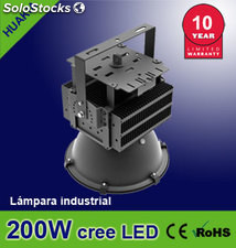 Lampara LED luz LED industrial 200W cree led