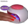 Lampara manicura uv light dual vent + led