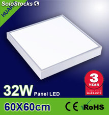 Lámpara Panel led 60X60cm 32W