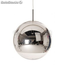 Lámpara suspendida Mirror Ball Pendant 30 cm.