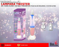 Lampara twister - we houseware