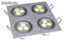 Lámparas empotrables de techo led de 12w Th014-