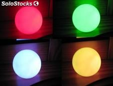 lamparas led multicolores