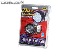 Lampe frontale 23 LED