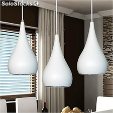 Lampe suspendue LEDs Décorative