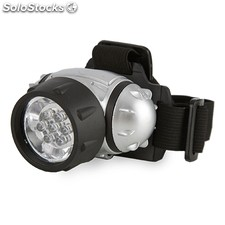Lampe torche frontale 7 leds