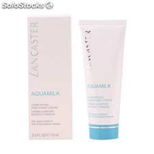 Lancaster - AQUAMILK hand&nail cream tube 75 ml