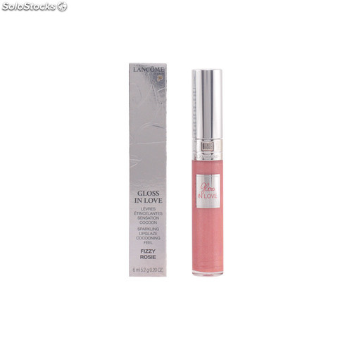 Lancome gloss in love #222-fizzy rosie 6 ml